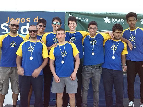 Kayak Polo da ANS conquista 2º lugar na primeira fase do Campeonato Nacional
