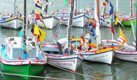 Embarcações Tradicionais do Tejo