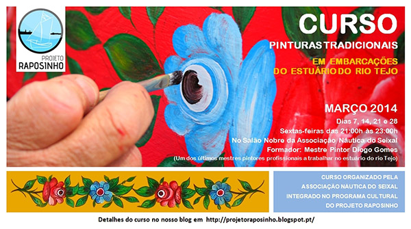Curso de Pintura Tradicional