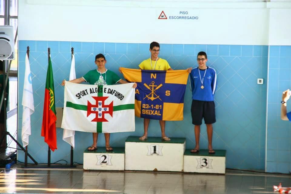 Campeonatos Regionais de Infantis de Piscina Curta 2015