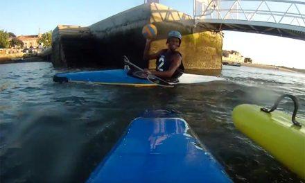 Kayak Polo na ANS